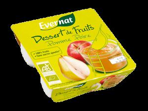 Dessert Fruits Pomme Poire