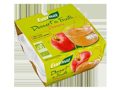 Dessert Fruits Pomme x8