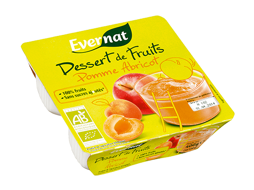 Dessert Fruits Pomme Abricot