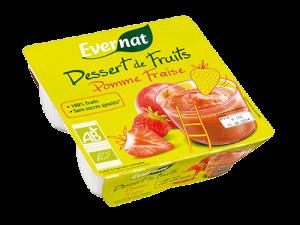 Dessert Fruits Pomme Fraise