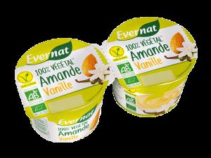 Dessert Végétal Amande Vanille