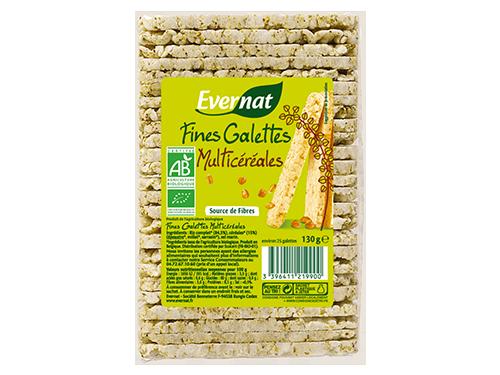 Fines Galettes Multicéréales