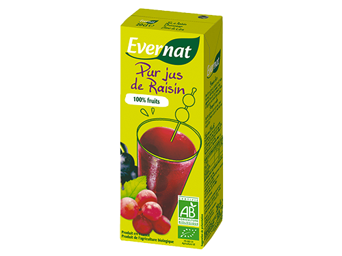 100% Pur Jus de Raisin 20cl