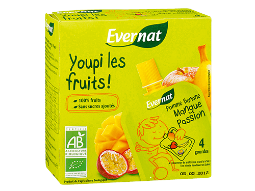 Youpi les fruits ! Mangue Passion