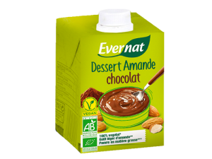 Dessert Amande Chocolat UHT