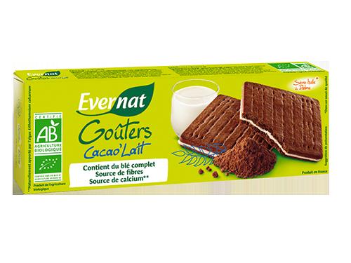 Goûters Cacao'Lait
