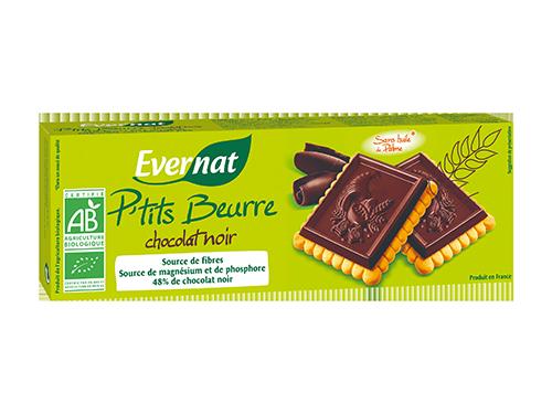 P'tits Beurre Chocolat Noir