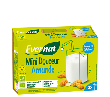 Mini Douceur Amande X3
