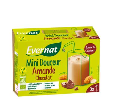 Mini Douceur Amande Chocolat x3