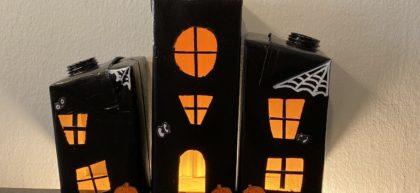 Fabriquer sa maison hantée pour Halloween