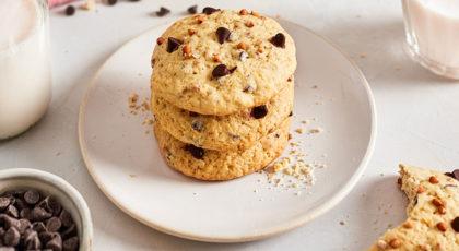 Vegan Kasha Cookies