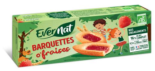 Barquettes o'fraises